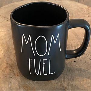 Rae Dunn Black Mom Fuel Mug
